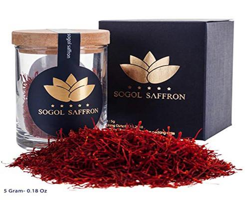 بسته بندی زعفران متناسب با معیار جهانی